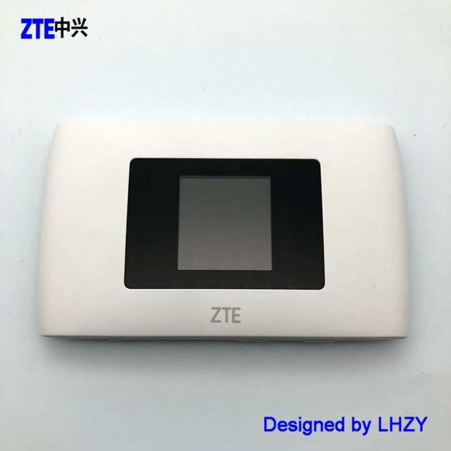 US $37 5  Locked ZTE MF920VS with Antenna 150MBPS 4G LTE HOTSPOT MOBILE  BROADBAND WIFI ROUTER-in 3G/4G Routers from Computer & Office on