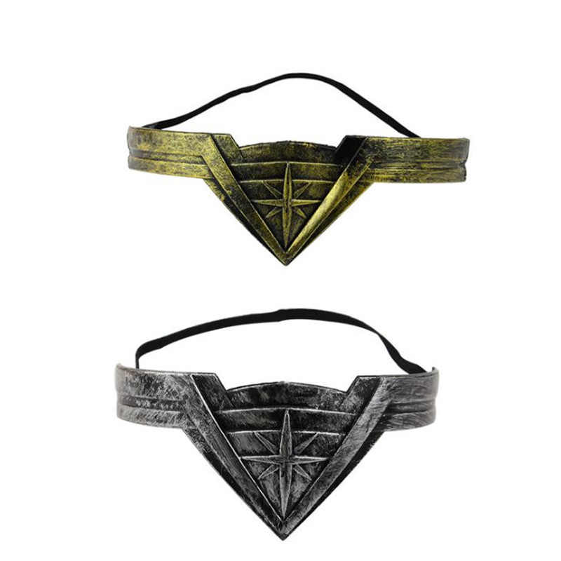 Wonder Woman Cos Diana Cosplay Accessories Props Head Ornaments Anime Cosplay Christmas Halloween Party Costumes For Women Adult