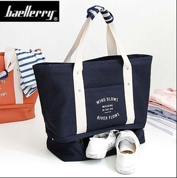 Tote Shoulder Waterproof Travel Bag 1