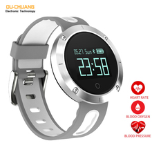 Heart Rate Blood pressure Smart Watches Touch Screen Sleep Monitor Healthy Smartwatch Fashion Sport Digital Pedometer Watch