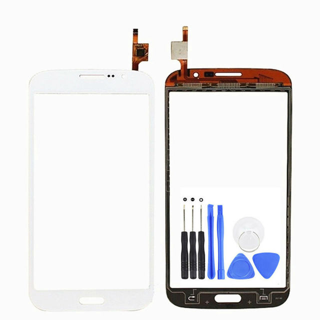 Vannego High Quality Touch Screen Digitizer Lcd Glass For Samsung Galaxy Mega 5.8 i9150 i9152 GT-i9150 GT-i9152 +Tools