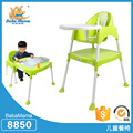 2016 hot sale Children eat chair baby chairs multi-function folding portable baby chair to eat eat desk and chair
