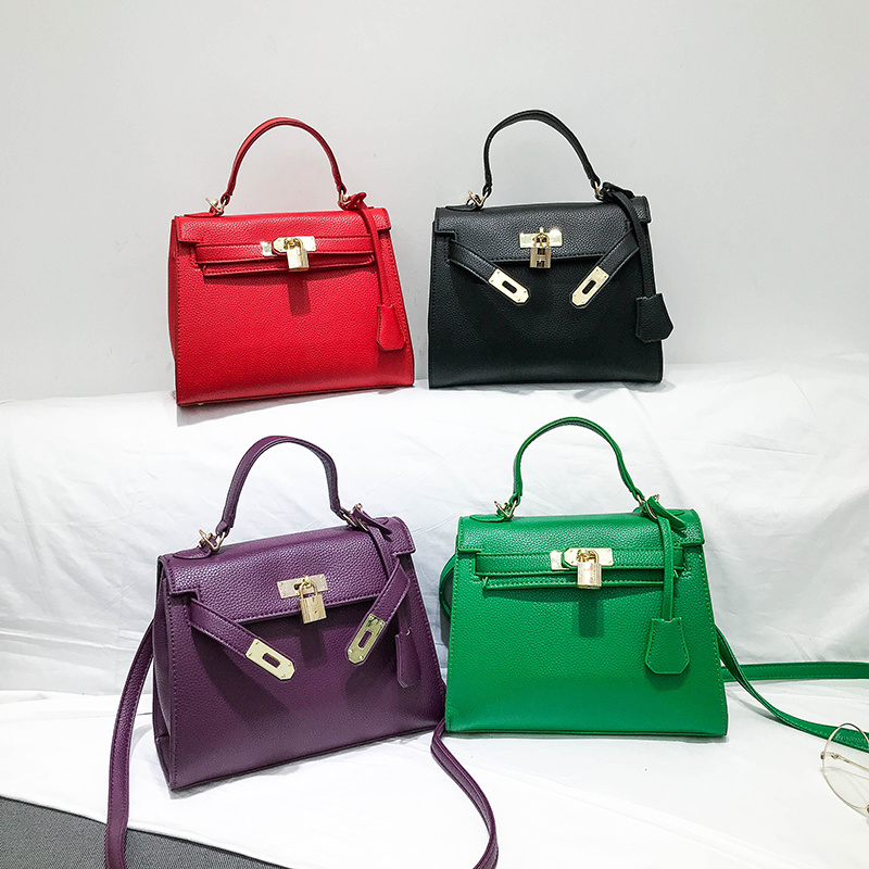 Crossbody Qualità Tracolla Lusso Cuoio Blocco Della Marca Di Alta Handbag Grande Per purple Le Signore Sac Donne green red Bag Glorria A Handbag Borse Handbag Tote 2019 Handbag Borsa Black Delle qXEUU