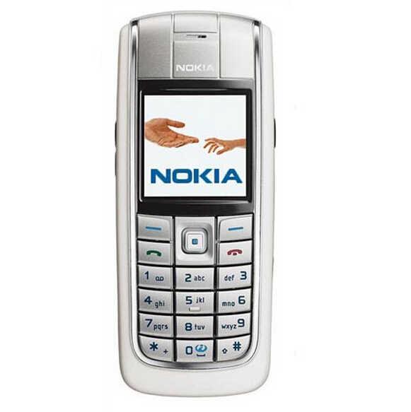6020 オリジナルノキア 6020 ロック解除格安 GSM 携帯電話改装送料無料