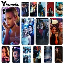 Yinuoda Archie Betty Jughead Jones Veronica Riverdale DIY Phone Case for Apple iPhone 8 7 6 6S Plus X XS MAX 5 5S SE XR Cover archie s jughead archives 1