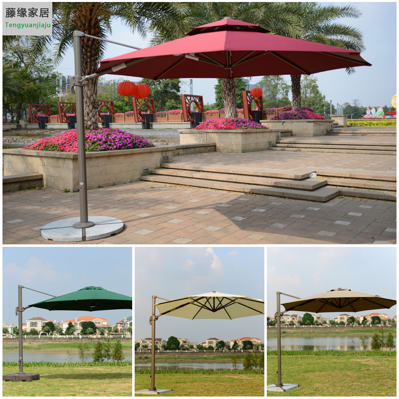 Patio Umbrella In Philippines: Commercial Street Outdoor Pool Umbrellas Security Booth