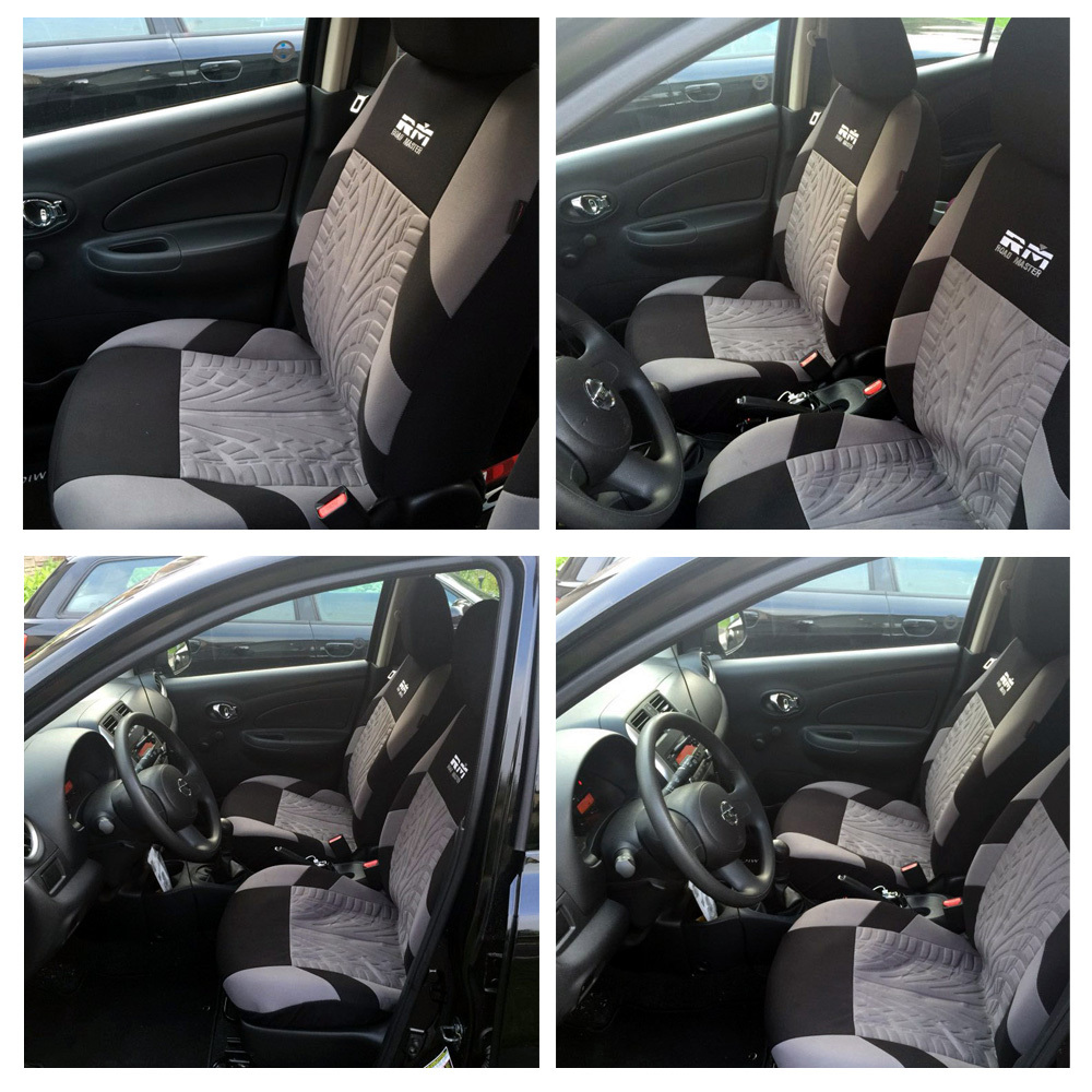 AUTOYOUTH Hot Sale 9PCS dan 4PCS Universal Car Seat Cover Fit Most - Aksesori dalaman kereta - Foto 4