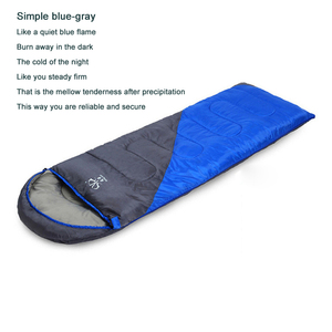 Image 5 - Camping warm sleeping bag outdoor adult camping sleeping bag wholesale custom winter cotton travel sleeping bag