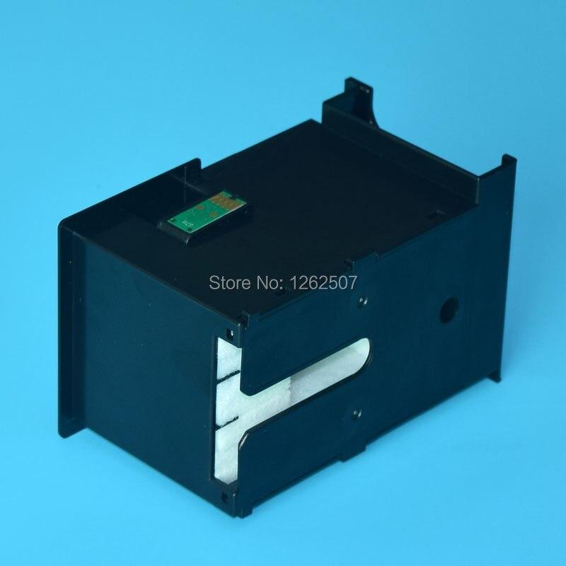 6711 T6711 Maintenance box For Epson WF-3620 WF-3640 WF-7110 WF-7610  WF-7620 WF-7710 WF-7715 WF-7720 WF-3450 3530 3010 et-16500