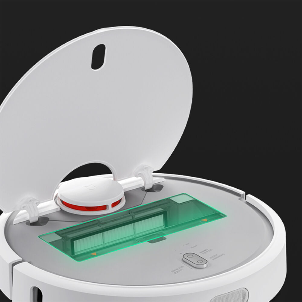 Image 3 - Xiaomi Mi Roborock S50 S55 Robot Vacuum Cleaner 2 / V2 APP Control Dust Sterilize Smart Planned Sweeping Wet Mopping-in Vacuum Cleaners from Home Appliances