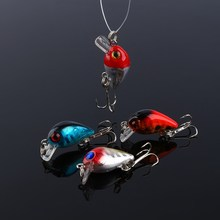 10pcs/lot Fly Fishing Lures Set Kinds Of Minnow Trout Baits Crankbait Sea Fishing Tackle Bass Treble Hook 10 Colors available
