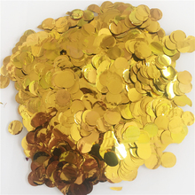 20g Gold Confetti 12 Inches Party Balloons With Golden Paper Dots For Decorations Wedding supplies