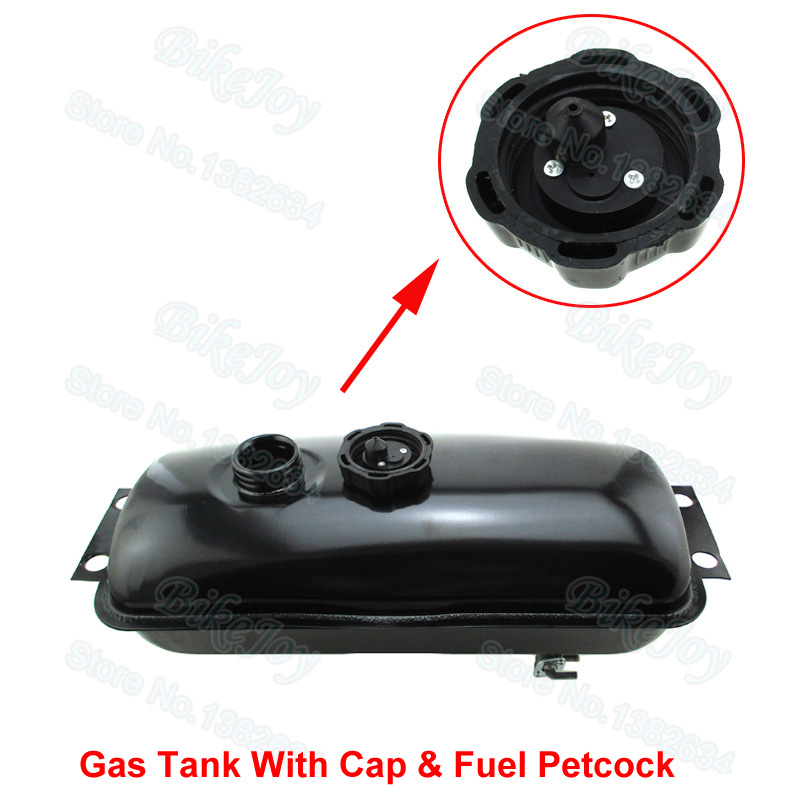 Fuel Tank For Chinese 150cc 250cc Go Kart Dune Buggy 150fs