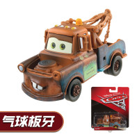 DISNEY PIXAR 3 Alloy Mater Cars Model DXV29 Toy CARS Car King Lightning McQueen McKowan Black