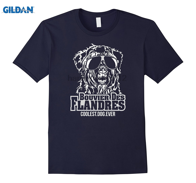 GILDAN BOUVIER DES FLANDRES cool Hund Hunde Shirt T-Shirt summer dress T-shirt