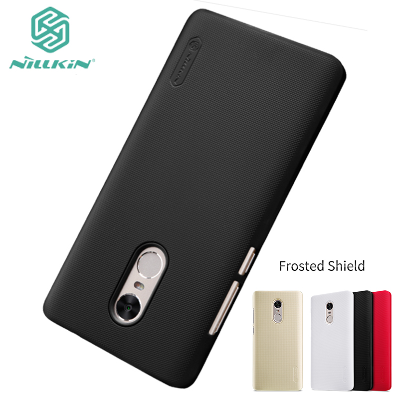 Nillkin For Xiaomi Redmi Note 4X Case Cover High Quality Super Frosted Shield For Redmi Note 4x 5.5''|nillkin super frosted|nillkin frosted|nillkin shield - title=