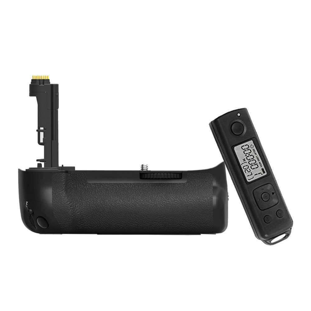 Meike MK-7DR II Built-in 2.4G Wireless Remote Control Battery Grip for Canon EOS 7D Mark II 7D2 as BG-E16