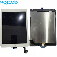 Tablet LCD Screen For Apple iPad 6 Air 2 A1567 A1566 9.7'' LCD Display Touch Screen Digitizer Panels For iPad 6 Air 2 Assembly