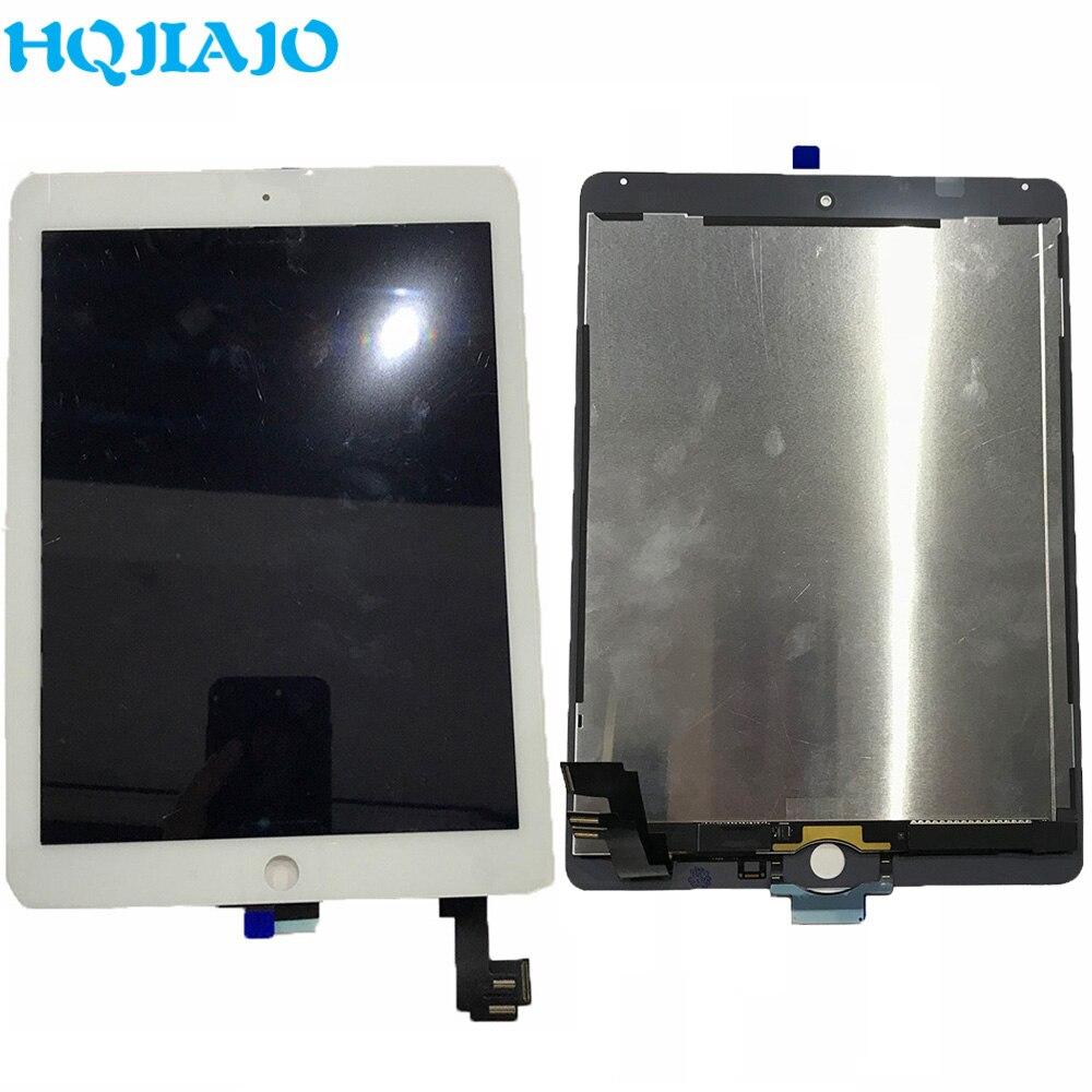 Tablette écran LCD pour Apple iPad 6 Air 2 A1567 A1566 9.7 ''écran LCD écran tactile numériseur panneaux pour iPad 6 Air 2 assemblage