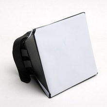 T2N2 Light Sphere Omni Bounce Soft Box for Canon 580EX SB-800 600(China)