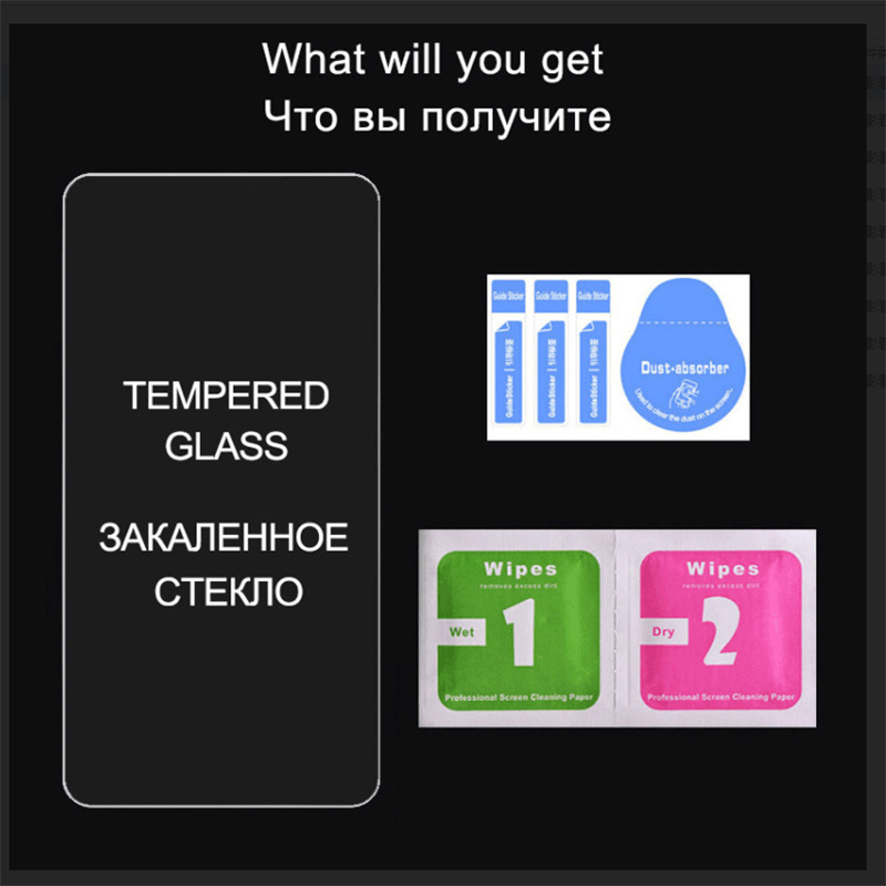 Tempered Glass for Huawei Honor 10 9 Lite 8x 20i 10i Screen Protector Glass for Honor 10 20 , 8s, 8a, 7a, 7c, 9x, Pro, Glass