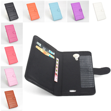 Folio Style Quilted Stylish Wallet Flip Case Leather Cover for Blackview BV2000
