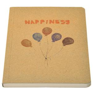 12.5*9cm Old Painting Notebook