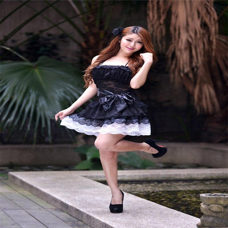 Sexy Underwear Halloween Game Wear Maid/Maid Barbie Princess Dress Barbie Uniform Temptation