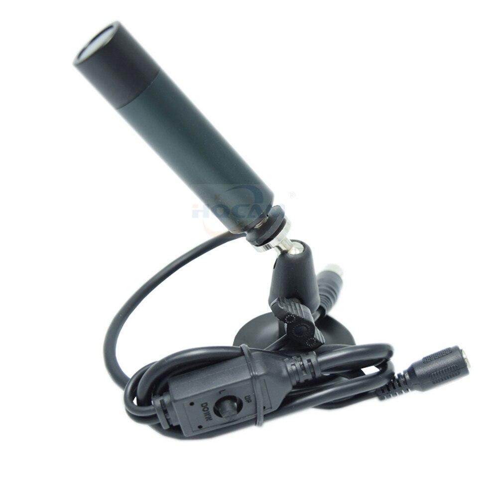 HQCAM экранное меню Мини Пуля Камера открытый Водонепроницаемый SONY 960 H Effio 700TVL CCD Цвет 8 мм видеонаблюдения Камера 960 H 4140 + 810 \ 811