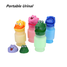 Urinal for Boys and Girls Baby Pot Portable Travel Potty for Children Leakproof Road Pot for Kids Car Toilet WC Camping portable emergency urinal toilet potty for baby child kids car travel camping and toddler pee pee training cup for boys girls