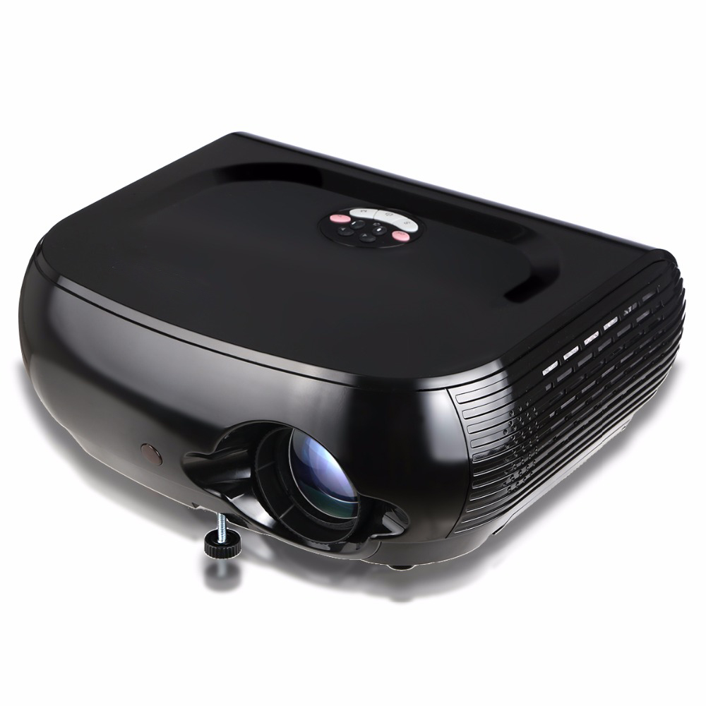 Poner Saund Full Hd New Mini Projector Proyector Led Lcd: Poner Saund Cheap Led Mini Projector Multimedia Video