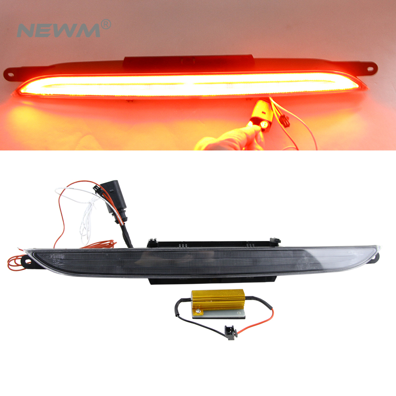 LED Reversing Light, LED Brake Light, LED Rear Fog Light For 07-13 Audi TT TTS LED Rear Brake Light for Audi TTRS COUPE/ROADSTER cawanerl car canbus led package kit 2835 smd white interior dome map cargo license plate light for audi tt tts 8j 2007 2012