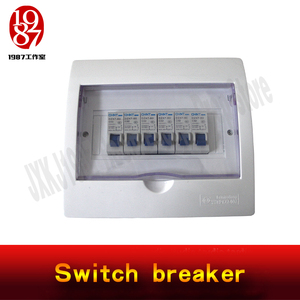 Image 3 - escape room game prop switch breaker jxkj1987 turn the switch to right position to unlock and escape adventurer chamber room