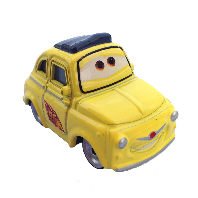 P036 Diecasts Vehicles Alloy Toy Car Tracks Diecast Metal Toys Model Car Toy Cartoon Figures Toys Gifts For Kids for Children