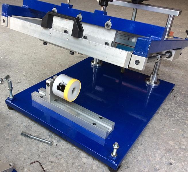 Silicon Wristband Screen Printing Machine, Silk Screen Printing Machine For Wristband