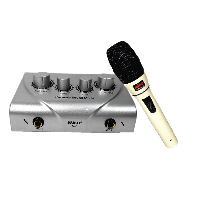 MiPu-313 Home singing system Dynamic Microphone for Professional Home TV PC Mobile phon Karaoke Mike preamplifier Christmas gift gift n home