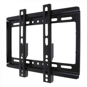 Image 5 - Universal Thin 25KG Black TV Wall Mount Bracket Flat Panel TV Frame with Gradienter for 14 42 Inch LCD LED Monitor Flat Pan