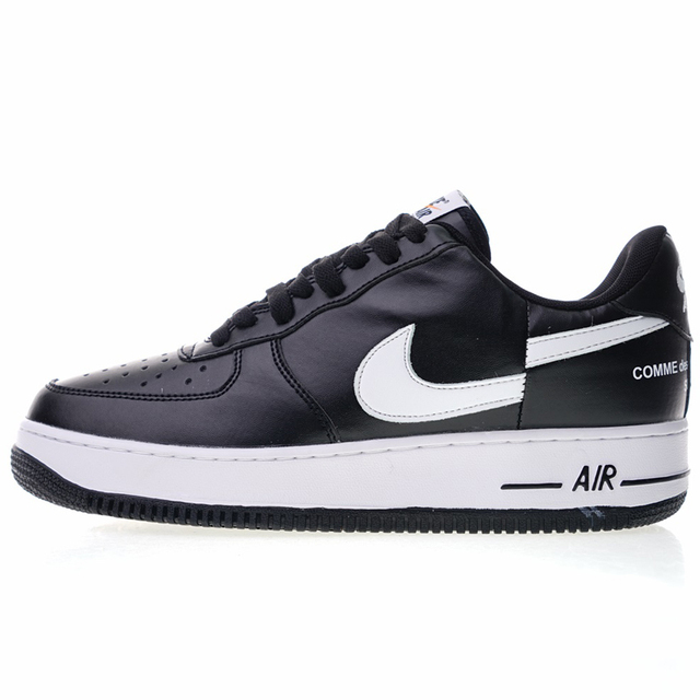 hot sale online e02cb 57c42 coupon code for nike air force 1 low mens skateboarding shoes black new  high quality wearable