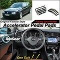 Педали акселератора автомобиль Pad / крышка из первоначально фабрики гонки дизайн модели для Volkswagen VW Golf 3 / 4 тюнинг