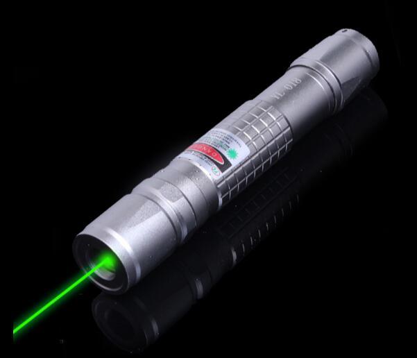 Super Puissant! MilitarAAA 532nm 100000 m lampes de Poche Lazer Vert pointeur Laser Brûler L'allumette et De Légères brûlures Cigarettes, Chasse