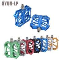 SYUN LP B012 Mountain Bike Double Bearing Bearing CNC Hollow Super Light Foot Pedal A Bicycle