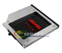 Best for Lenovo ThinkPad T430S T420S 14 Inch Business Notebook 2nd HDD SSD Caddy Second Hard Disk Enclosure Adapter Replacement