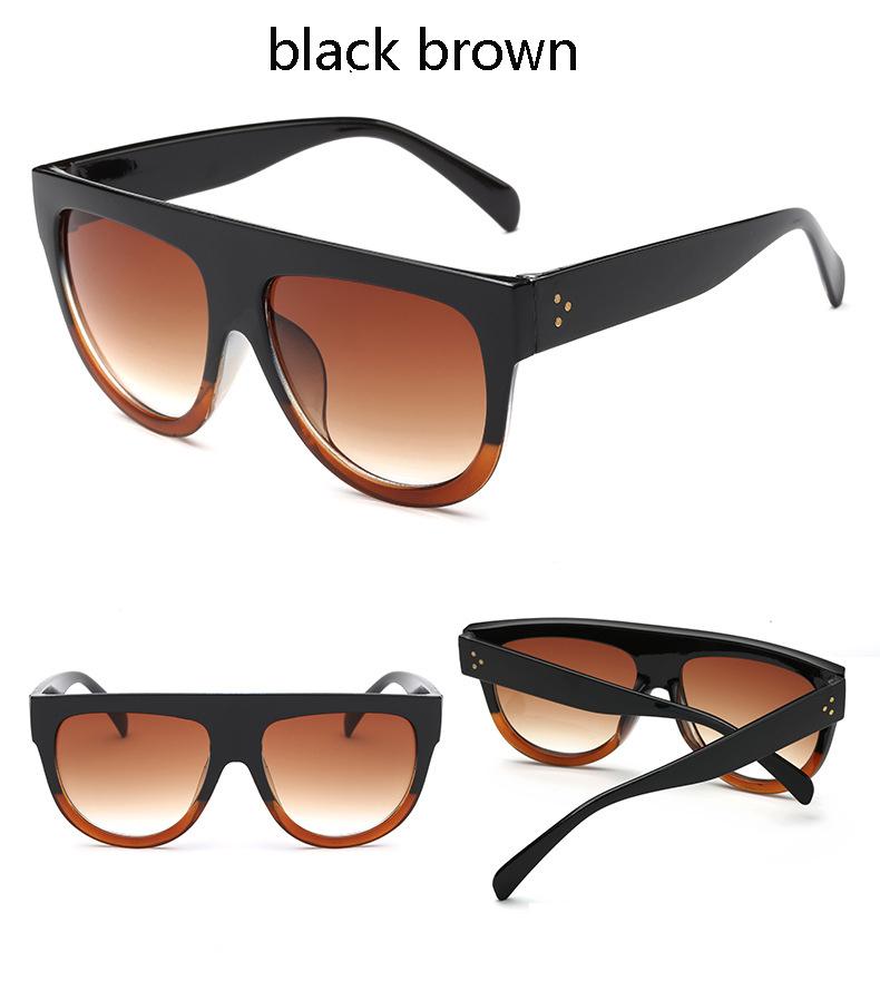HTB1cMHwPXXXXXXHXpXXq6xXFXXXr - Flat Top Retro Tortoise Shadow Women's Sunglasses