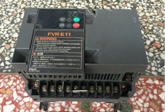 Inverter FVR3.7E11S-2 3.7KW 220V test package is good, use kangwo convo inverter cvf s1 2s0015b 1 5kw 220v test kits have been good