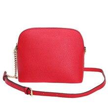 2017 Nouvelles femmes messenger sacs Femme Bandoulière Sac célèbre marque shell paquet Dames épaule sac en cuir sac à main pochette de Femmes