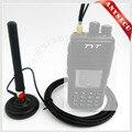 Mini Base magnética SURMEN K-800-SMA-M-F para portátil de Radio pequeña antena montaje para Radios de dos vías