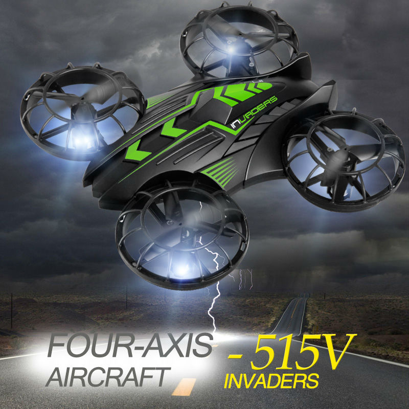 2.4GHz UFO Helicopter Mini rc drone FPV WIFI 200W 2MP HD Camera JXD 515W Timely Quadcopter Propeller Up and Down all protection радиоуправляемый квадрокоптер jxd 515w space ship with wifi barometer