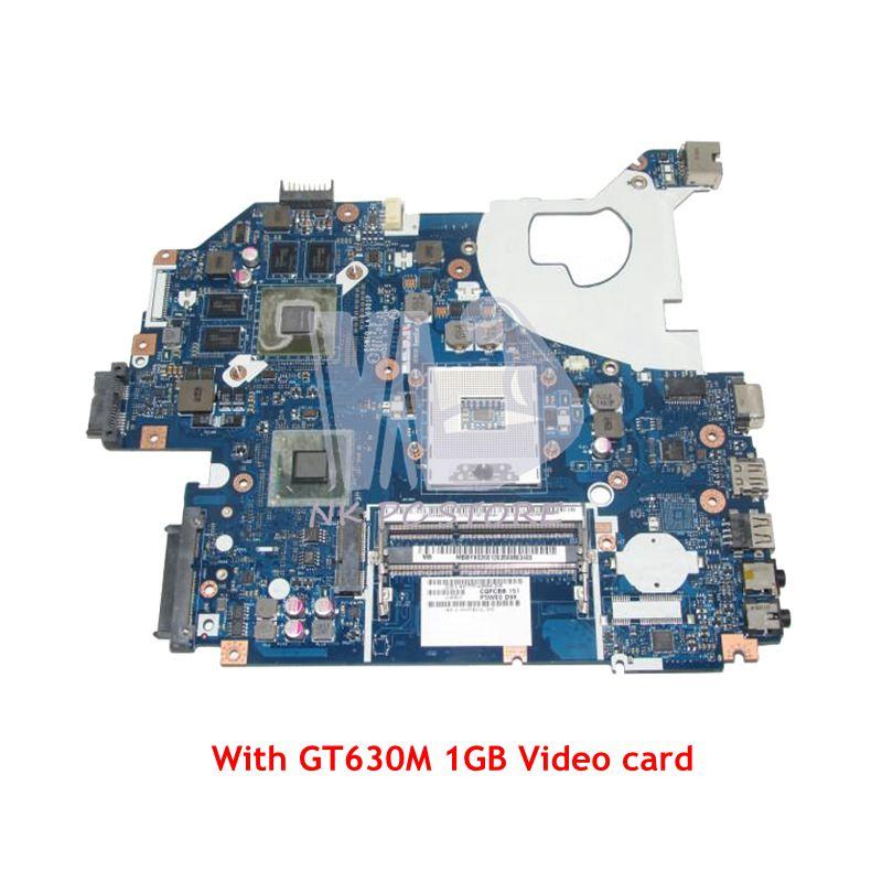 NOKOTION MB. BYX02.001 MBBYX02001 LA-6901P Carte Principale Pour Acer aspire 5750 5750G Ordinateur Portable Carte Mère HM65 DDR3 GT630M GPU