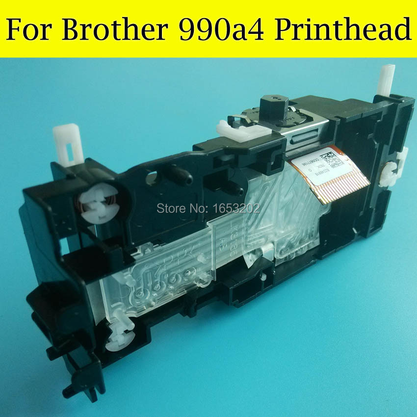 4 Color Print Head 990A4 Printhead For Brother J220 J315/DCP195 MFC-990CW J415 J125 J410 J140 MFC290C MFC790CW Printer Head original 990 a3 printhead print head printer head for brother mfc6490 mfc6490cw mfc5890 mfc6690 mfc6890 mfc5895cw printer