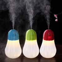 350ml Mist Discharge Aroma LED Blowing Control And Touch Switch Switch Humidifier Atomizer Finger Touch Switc